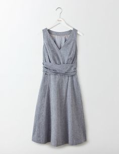 Lucinda Dress WW219 Day Dresses at Boden