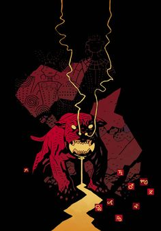 Mike Mignola, Witchfinder: Lost and Gone Forever #3