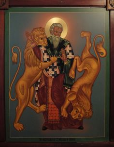 Today was the feast of St Ignatius of Antioch in the Roman Catholic Church Ignatius Of Antioch, St Ignatius, Byzantine Icons, Byzantine Art, Jesus Prayer, Eucharist, Holy Ghost, Orthodox Icons, Religious Art