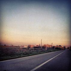 Verso il tramonto delle 17