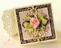Card by MarysJa / Ladies' night paper collection by P13