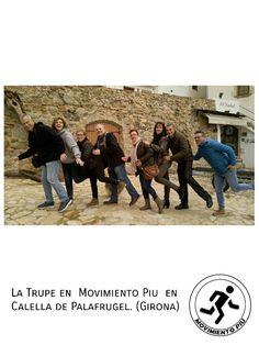 Movimiento Piu en Girona.