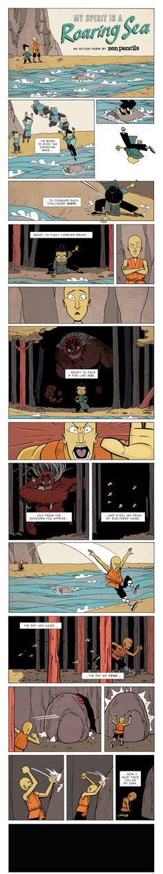 This #Poetic #Comic Strip Will Leave You In Awe For Its Heart And Soul
