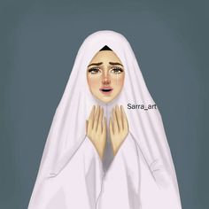 girly m hijab Girly M, Cute Girl Drawing, Woman Drawing, Sarra Art, Hijab Drawing, Islamic Cartoon, Anime Muslim, Hijab Cartoon, Lovely Girl Image