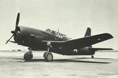 Vultee A-35B a Vengeance