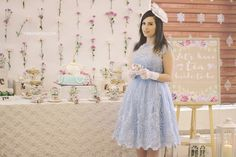afternoon tea bridal shower at karas party ideas