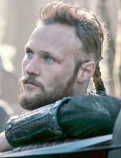 "Jordan Patrick Smith as Ubbe of ""Vikings"" Vikings Ubbe, Vikings Season, Vikings Tv Show, Viking Tribes, Viking Men, Sons Of Ragnar, King Ragnar, Historical Women, Historical Photos"