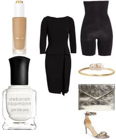 What to Wear as a Wedding Guest What Is Trending Now, Top Band, Racerback Sports Bra, Spanx, Best Brand, What To Wear, Thighs, Nordstrom, Plus Size