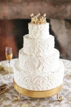 A cake for a princes www.mccormick-weddings.com