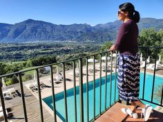 Escape to Northern Tuscany with Renaissance Tuscany Il Ciocco Resort & Spa Rainforest Shower, Italy Coffee, Beef Fillet, Fried Beef, Course Meal, House Restaurant, London Restaurants, Northern Italy, Hotel Spa