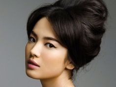 Geisha hair