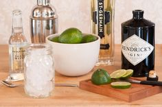 How To Make a Gin and Tonic | The Sweetest Occasion | The Sweetest Occasion
