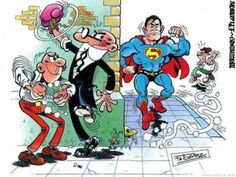 Mortadelo y Filemón, Ibañez