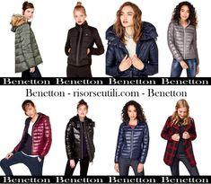 Benetton jackets fall winter 2016 2017 for women | Fall