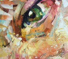 Les Yeux d'Andrew Salgado peints à partir de Formes chaotiques (11)