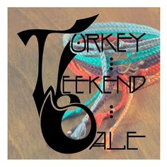 It's almost time.  The annual Turkey Weekend Sale starts next Friday.  November 25th-28th everything in the shop will be marked 35% off. Check out the shop today & start bookmarking your favorites.  . . . . . #smallbiz #blackfriday #sale #etsysale #buyhandmade #shopsmall #shophandmade #shopetsy #cybermonday #smallbizsaturday #handmadefashion #madeinphilly #phillymaker #indiemaker #waketomake #makersgonnamake #maker #indiemade #etsylove #etsygifts #differencemakesus #estysuccess #bohogirl…
