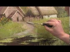 "▶ NEW VIDEOS Igor Sakharov! ""House in the Country""(artist video tutorial…"