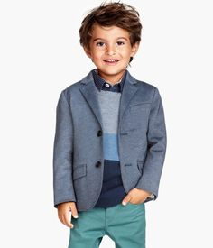 Holiday blazer for boy