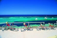 """Rottnest Island located 18 kilometres off the Western Australian coast, near Fremantle. It is called Wadjemup by the Noongar people, meaning """"place across the water""""."""