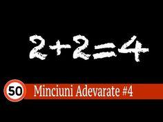 Top 50 Minciuni Adevarate #7 - YouTube