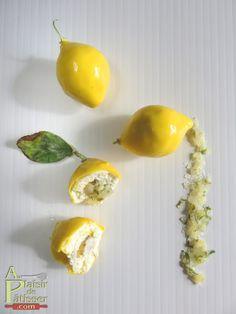 Au Plaisir de Pâtisser: Citrons à Partager de Cédric Grolet