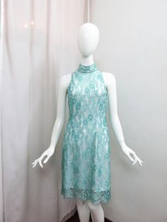 For the first time, Fuchsia Lane celebrates Women's Day today with 20% off STOREWIDE. VIPS enjoy further 5% off. This beautiful mint green french lace dress is now 20% OFF for TODAY 8 MARCH only. Enjoy 30% off our handmade shoes with any other purchase today.  Open till 10pm today.