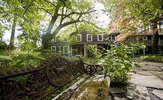 Buttermilk Falls Inn & Spa Hudson River Valley, New York, USA #cbcollection