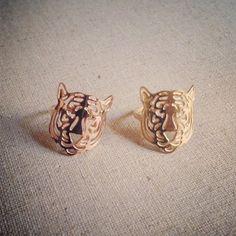 jolies bagues Tigre