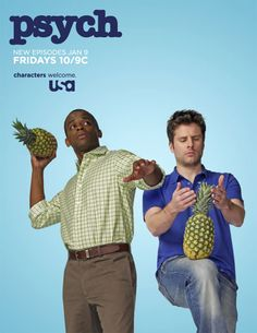 Psych best tv show ever!