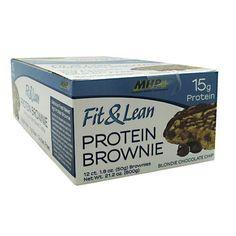 MHP Fit & Lean Protein Brownie