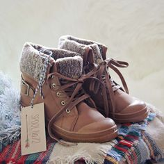 Moose Lodge Booties, Cozy Booties from Spool No.72 | Spool No.72