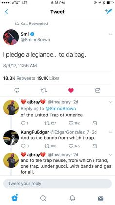 Did the hood pledge Real Talk Quotes, Fact Quotes, Mood Quotes, Life Quotes, Funny Relatable Memes, Funny Facts, Funny Tweets, Funny Quotes, Tweet Quotes