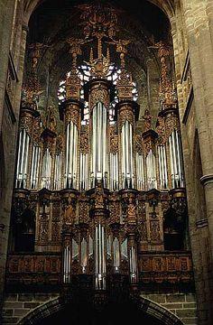 Cathédrale Notre-Dame, Rodez (France)