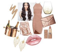 """""""The Upper Class."""" by nudge-411 ❤ liked on Polyvore featuring Rebecca Minkoff, tarte, Lime Crime, Old Dutch and Urban Decay"""