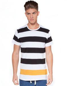 Kit Alternate Stripe T-Shirt