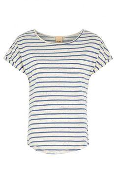 Ichi Kokon Striped Tshirt