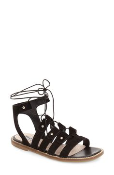 Dune London 'Lorelli' Lace-Up Sandal (Women) available at #Nordstrom