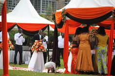 Kenya wedding kenya wedding pinterest kenya and wedding garden wedding junglespirit Gallery