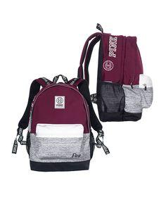 Campus Backpack - PINK - Victoria's Secret, love love loveeeeee❤️❤️❤️❤️