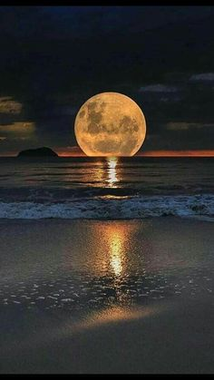 ~ It's A Beautiful World - Mother Nature Beautiful World, Beautiful Places, Good Night Beautiful, Beautiful Scenery, Beautiful Sunset, Ciel Nocturne, Shoot The Moon, Blood Moon, Amazing Nature