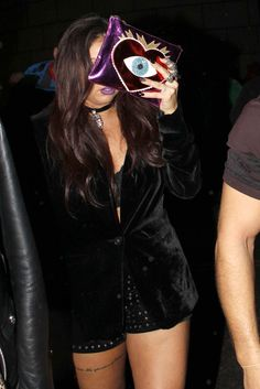 Jesy Nelson left the Little Mix album party in floods of TEARS after *that* argument...