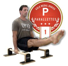 Parallettes Training - http://gmb.io/p1/