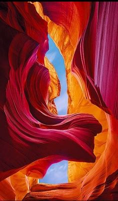 Antelope Canyon, Arizona , from Iryna
