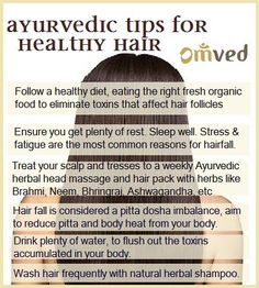 More and more people are turning towards Ayurveda for their hair loss problem. Ayurveda believes that hair fall control is not only associated with your body type (prakriti), but also the stability of your mind-body structure (vikruti).   Ayurvedic treatment for hair loss includes lifestyle recommendations, meditation and yoga to de-stress and topical treatments like 'champi' - head massage with medicated herbal oils and hair packs.