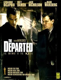 The Departed 【 FuII • Movie • Streaming