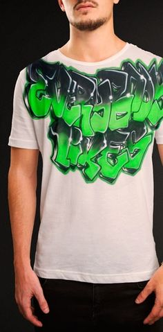 975afb96d 174 best Spray Tees images   Airbrush shirts, Custom airbrushing ...