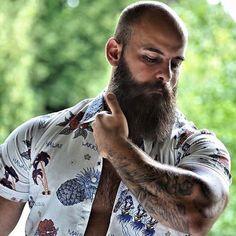 MPB NW5-6 beard fur