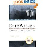 Night by Elie Wiesel. Very, very sad book, but I think it's important to learn from the tragic errors of the past so that we can have a brighter future.