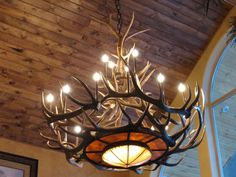 A rustic chandelier are typically make from such issues as antlers, and wood. Description from chandelierswith.com. I searched for this on bing.com/images