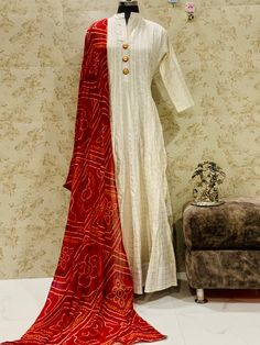 Anarkali style Silk Gown, Jaipur, Anarkali, Gowns, Shirt Dress, Shirts, Dresses, Style, Fashion